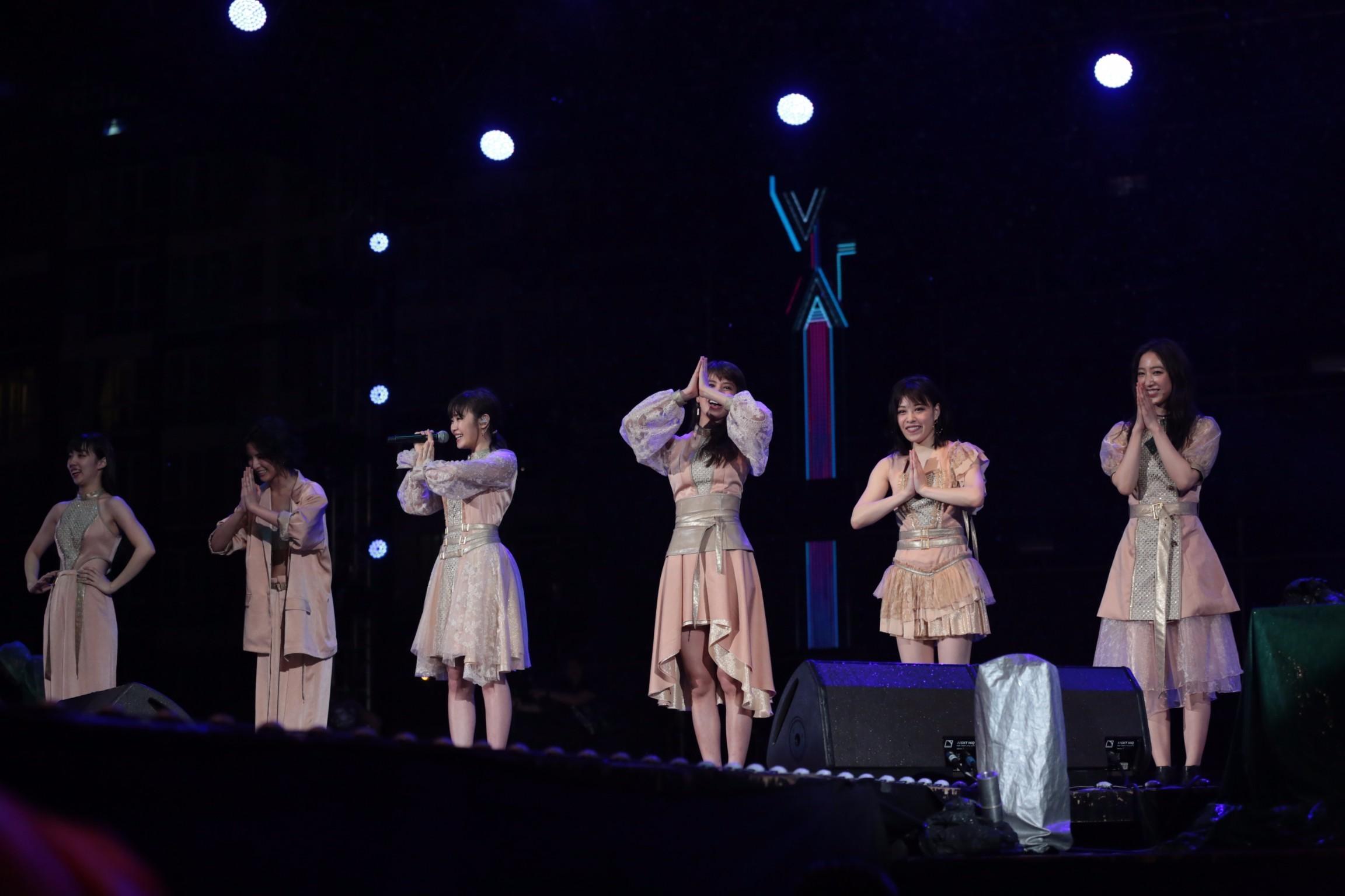Flower 『Viral Fest Asia 2017』