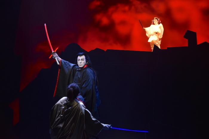 「スターウォーズ歌舞伎 父への刃」の画像検索結果