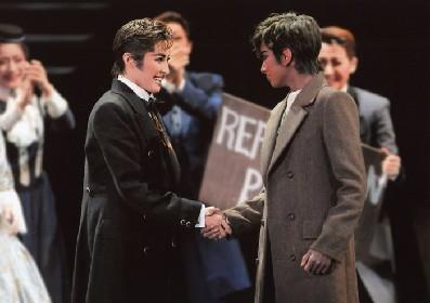 マジョリティの傲慢、マイノリティの矜持--轟悠のリンカーン:宝塚歌劇花組『For the People』 /天野道映