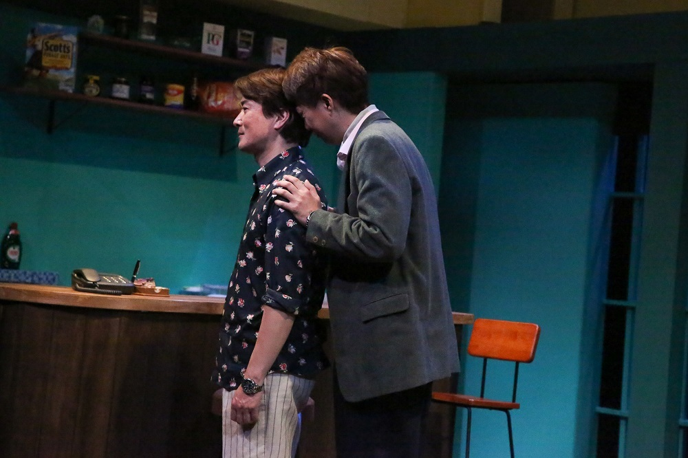 『Happy Families』舞台写真