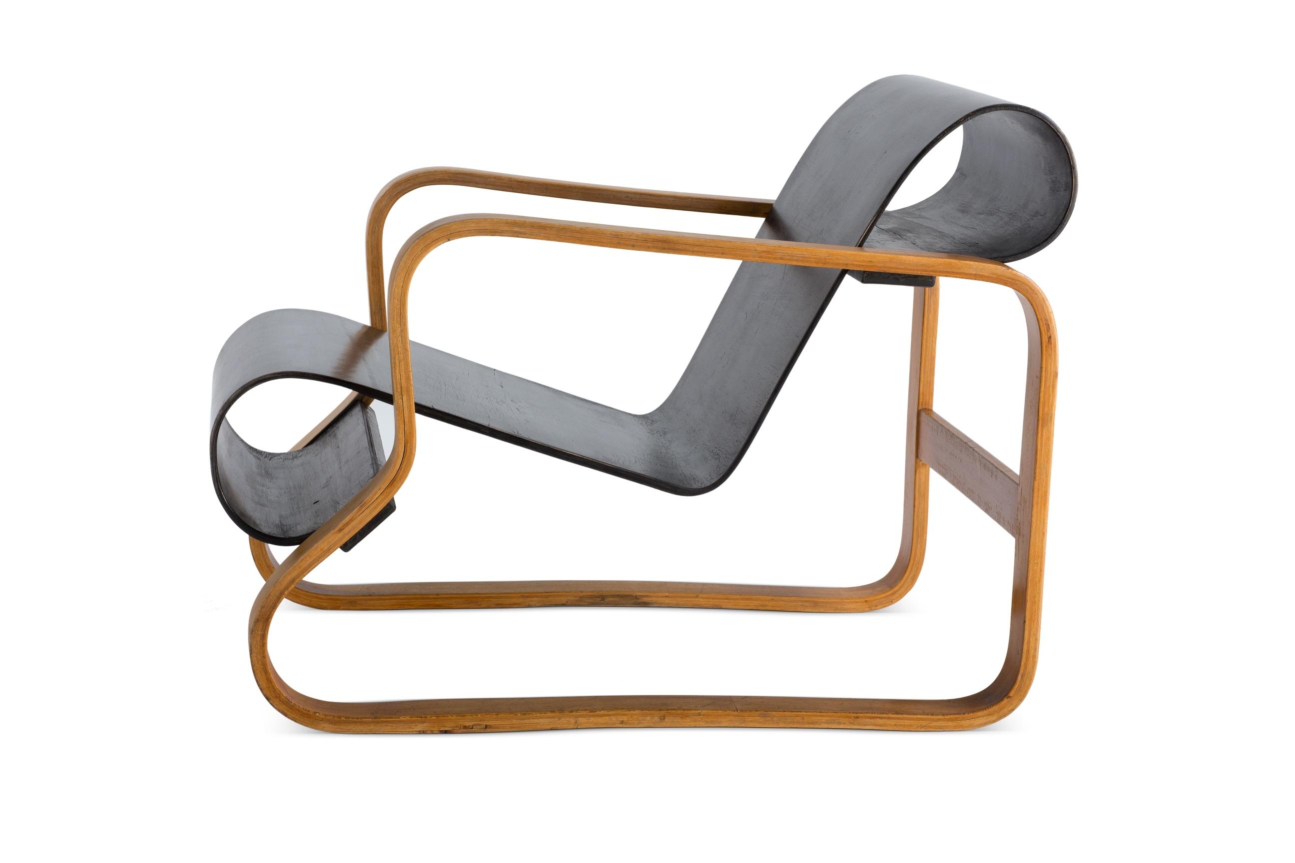 アームチェア 41 パイミオ/Alvar Aalto, 1932 (C)Vitra Design Museum, photo: Jürgen Hans