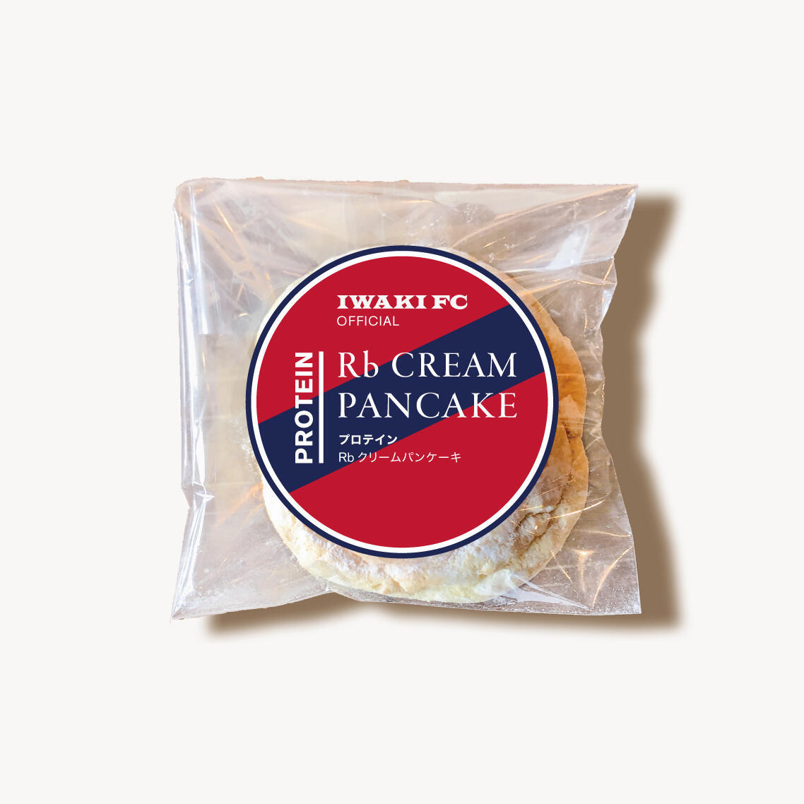クリームパンケーキ