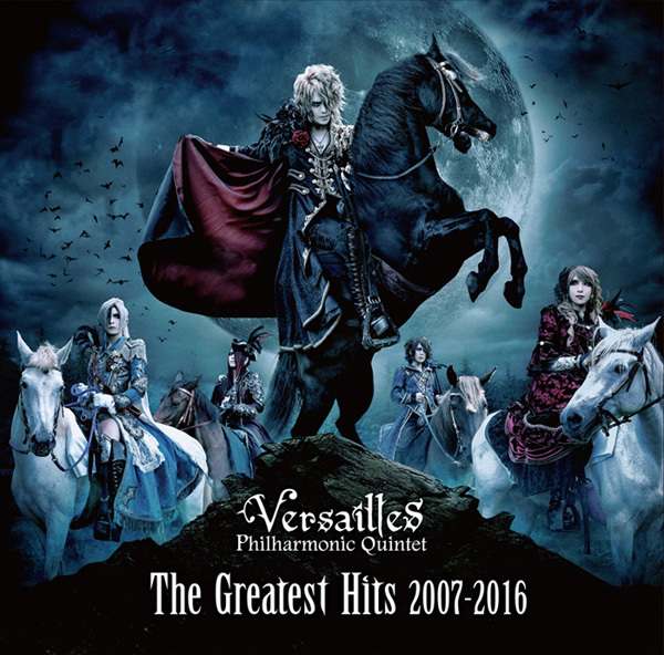 Versailles『The Greatest Hits 2007-1016』通常盤