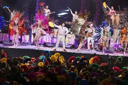 葉加瀬太郎 ソロ・ヴァイオリニスト初の単独武道館公演、全国50公演ツアーの千秋楽で11,000人を魅了