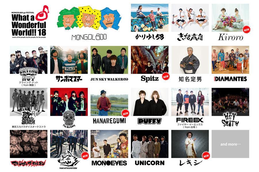MONGOL800 ga FESTIVAL What a Wonderful World!!18