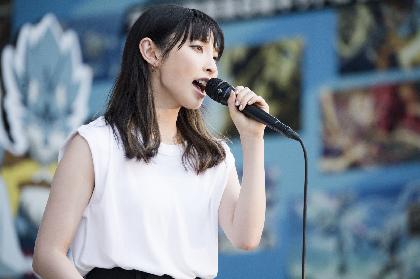 家入レオ、「もし君を許せたら」発売記念フリーイベントで月9ドラマ主題歌3曲を披露