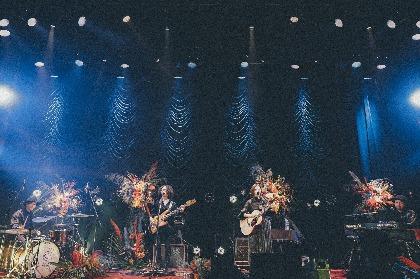 FLOWER FLOWER、中止となった全国ツアーを再現した配信ライブのオフィシャルレポート到着 odol・ミゾベリョウも登場