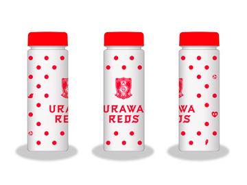 浦和レッズの新ロゴがあしらわれた「浦和レッズオリジナルドリンクボトル」