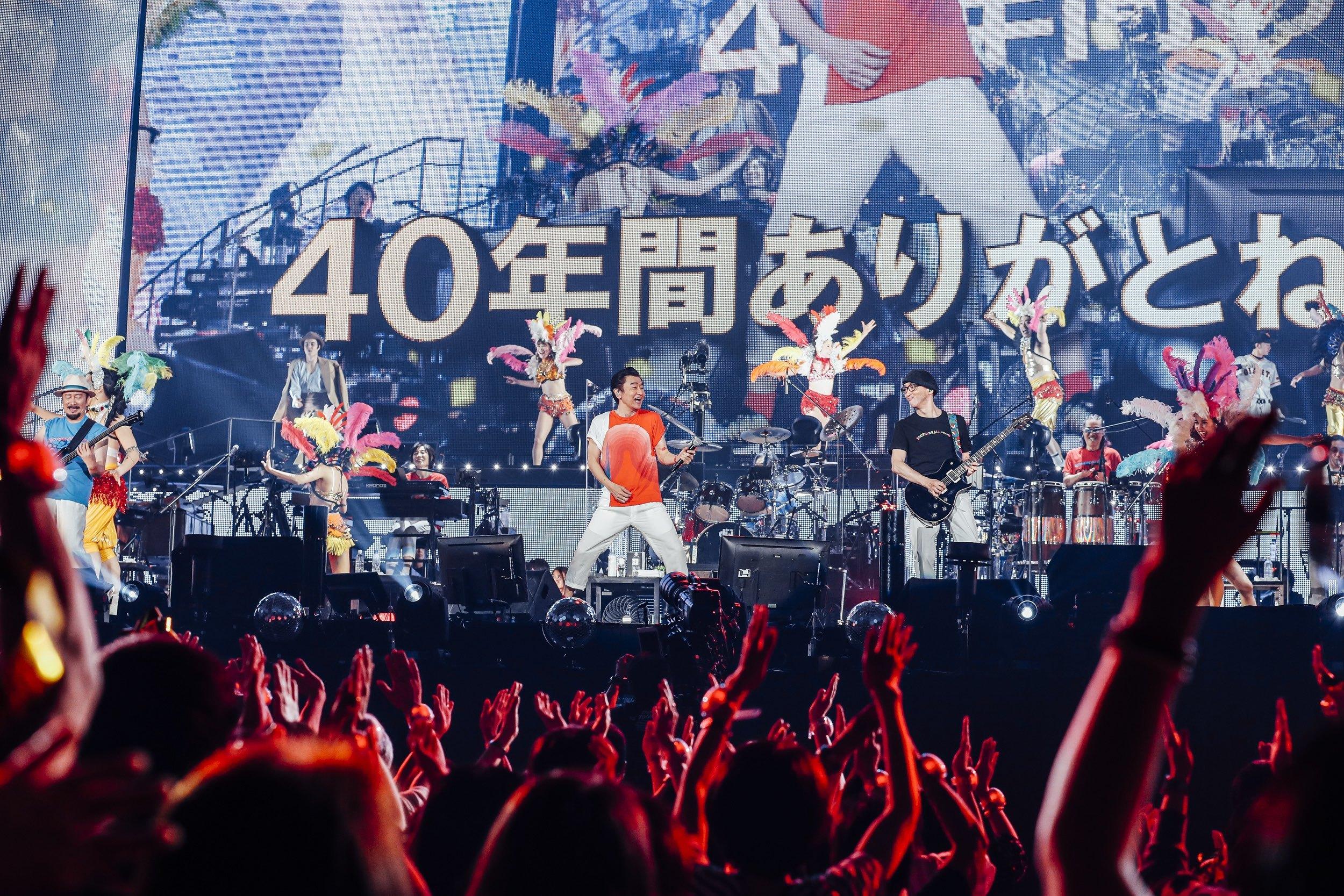 サザンオールスターズLIVE TOUR 2019 撮影=西槇太一