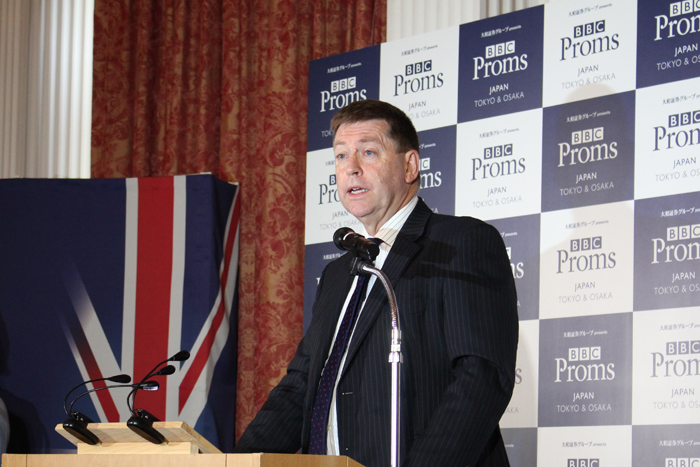 ポール・マデン駐日英国大使