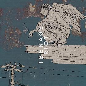 米津玄師 本人描き下ろしの両A面シングル「Flamingo / TEENAGE RIOT」のジャケットを2作品公開
