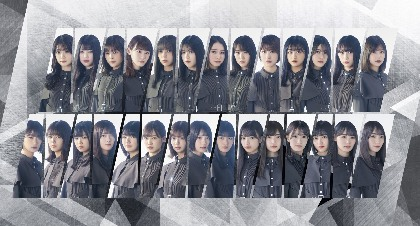 欅坂46、ベストアルバムのタイトルが『永遠より長い一瞬 ~あの頃、確かに存在した私たち~』に決定、収録内容とジャケット写真も公開