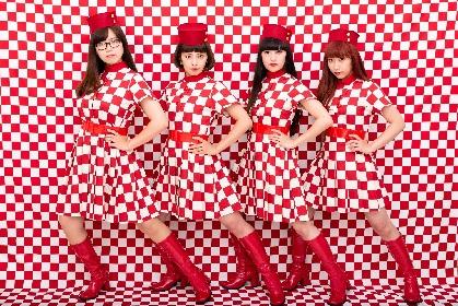 THE TOMBOYS 大阪BIGCATを皮切りに全国5箇所で初のワンマンツアーを開催