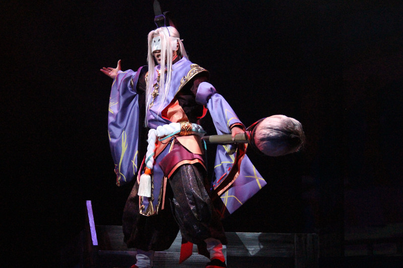 『ミュージカル「陰陽師」~平安絵巻~』