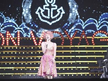 椎名林檎、『(生)林檎博'14 ―年女の逆襲―』ライブ映像10曲をGYAO!にて配信スタート