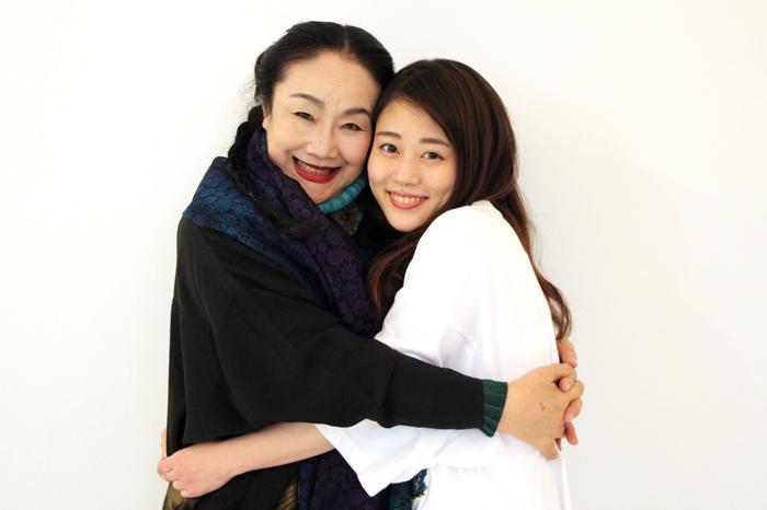 高畑充希さんと白石加代子