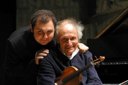 93歳の伝説的巨匠イヴリー・ギトリス(ヴァイオリン)にインタビュー