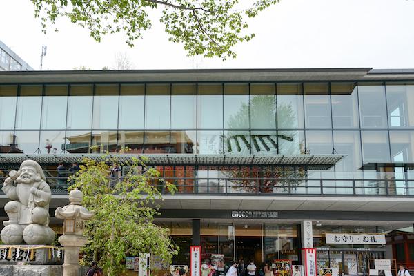 会場は東京・神田の神田明神境内にある文化交流館「EDOCCO」2階の神田明神ホール。昨年12月にオープンしたばかりで秋葉原からも徒歩圏内。