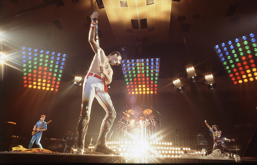 『QUEEN EXHIBITION JAPAN ~Bohemian Rhapsody~Supported by 集英社』