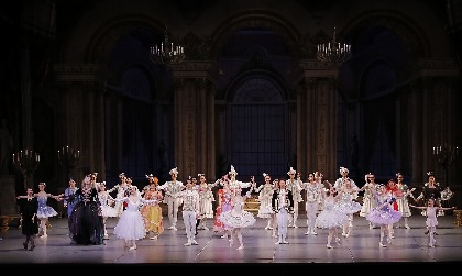 「白雪姫」「シンデレラ」「眠れる森の美女」がひとつの物語『バレエ・プリンセス』として新たに誕生