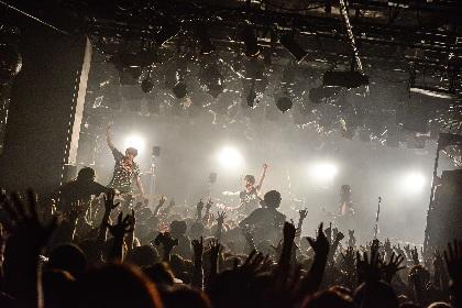 TOTALFAT、新年自主企画『PUNISHER'S NIGHT』・東京で175R、ENTHと大激突