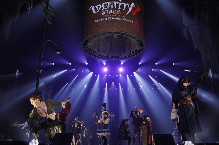 (C) identityV_stage DD (C) 2020 NetEaseInc. All Rights Reserved.