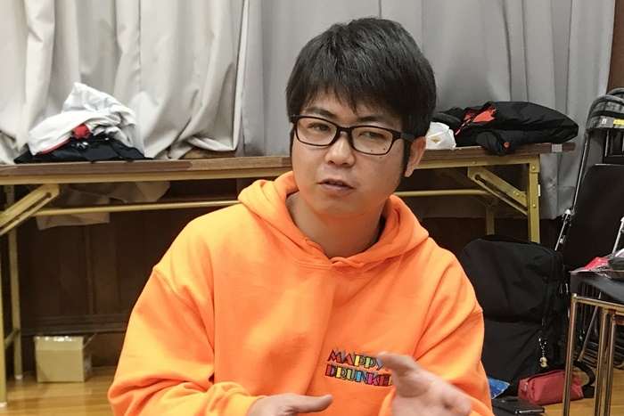 すみだ。 [撮影]吉永美和子