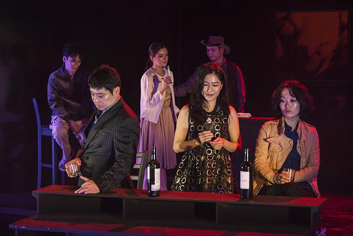 「ボッコちゃん」 (C)Nah Seung-yeol, provided by National Theater Company of Korea ※前回公演より