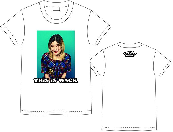 THiS iS WACK Tシャツ (C)WACK