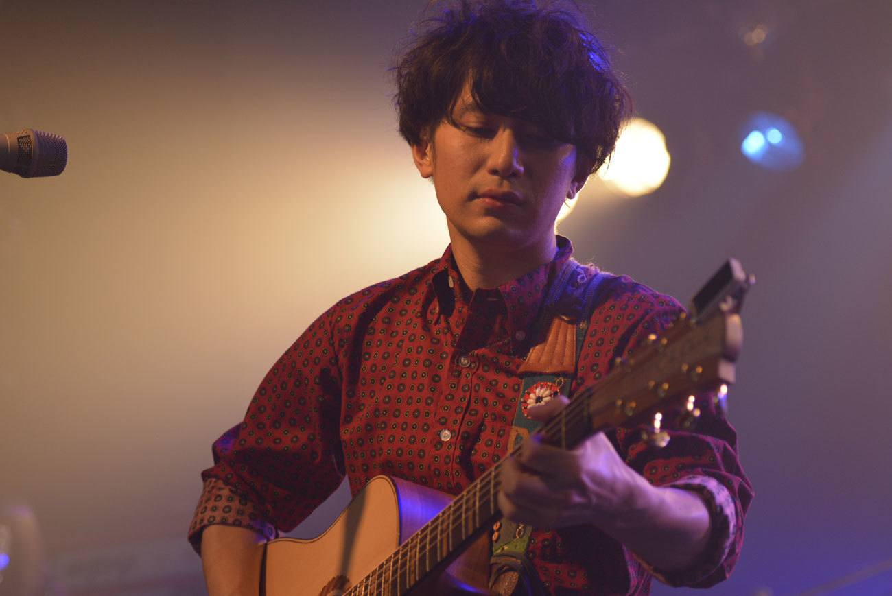 ダイスケ 『saku saku』ラスト・ライブ