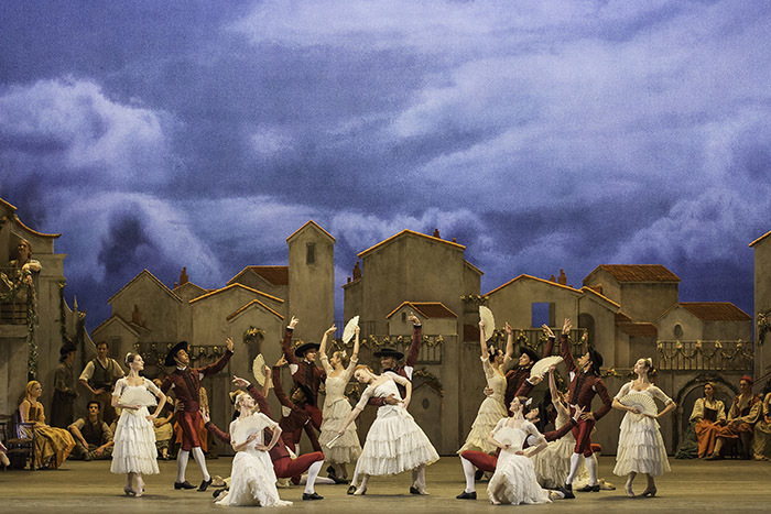 DON QUIXOTE. Artists of The Royal Ballet in Don Quixote