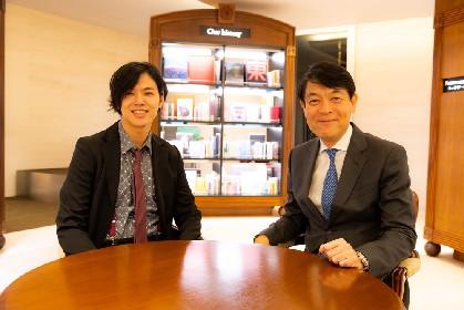 円谷プロ 新社長 塚越隆行 就任後初独占インタビューで「ウルトラマンの未来」を語る