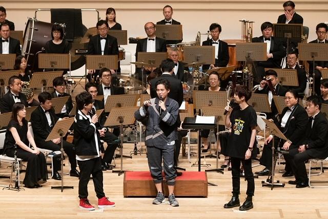 アニメ『僕のヒーローアカデミア』ウインドオーケストラコンサート