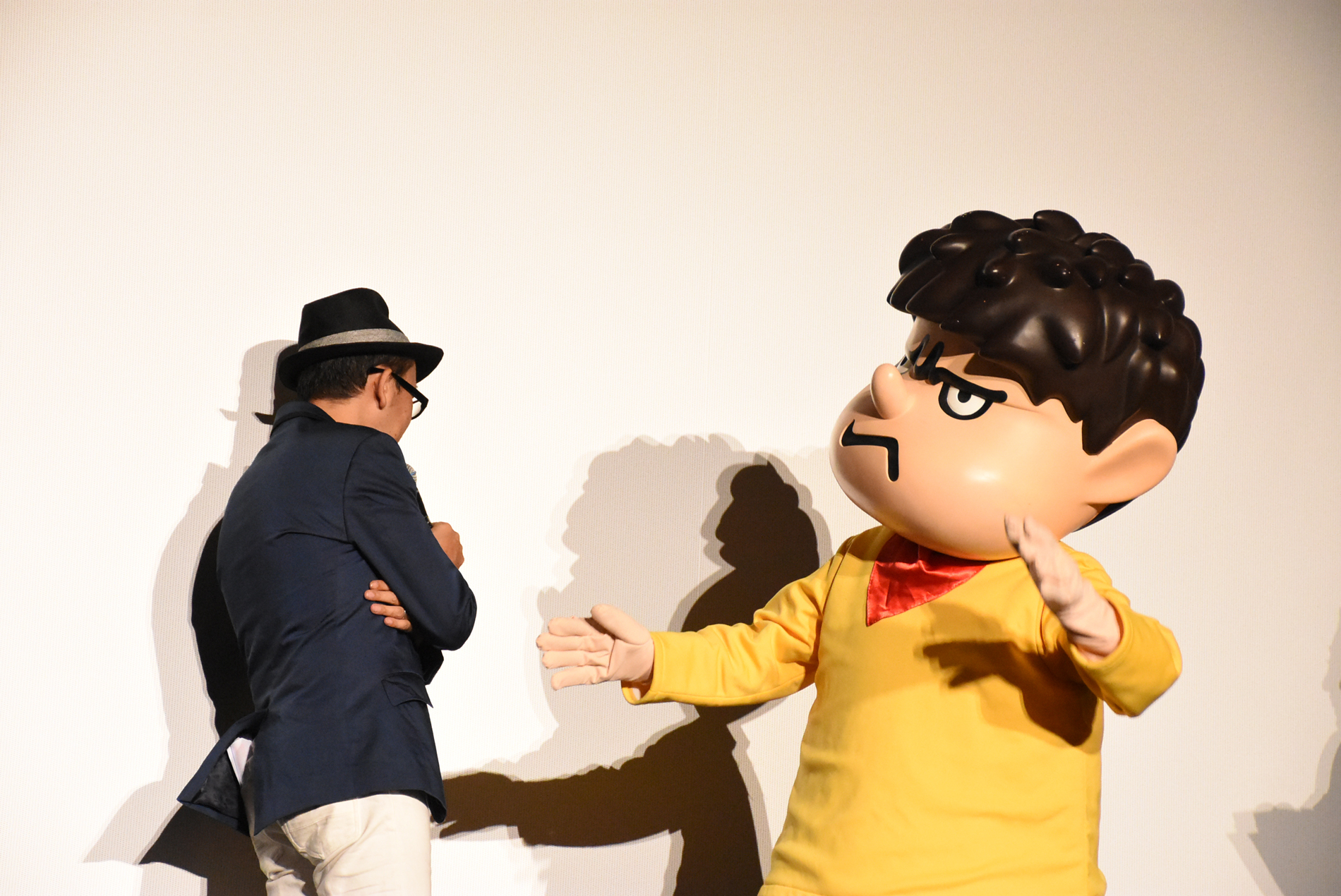 FROGMAN監督、吉田くんによるおなじみの光景