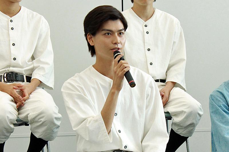 唐澤静 役 多和田秀弥