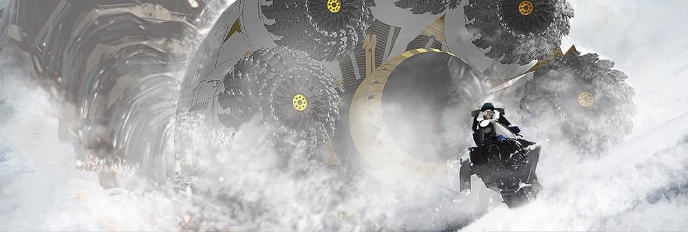 ©2016 SQUARE ENIX CO., LTD. All Rights Reserved.  MAIN CHARACTER DESIGN:TETSUYA NOMURA