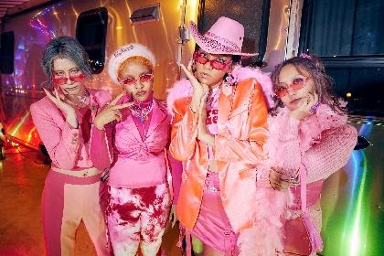 女王蜂、アヴちゃんと塩野瑛久が激闘繰り広げる「KING BITCH」MV公開
