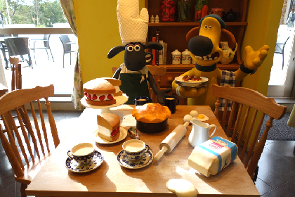 『ひつじのショーンビレッジ ショップ&カフェ』は楽しい仕掛けが盛りだくさん! 最高にかわいいショーンの世界に浸る