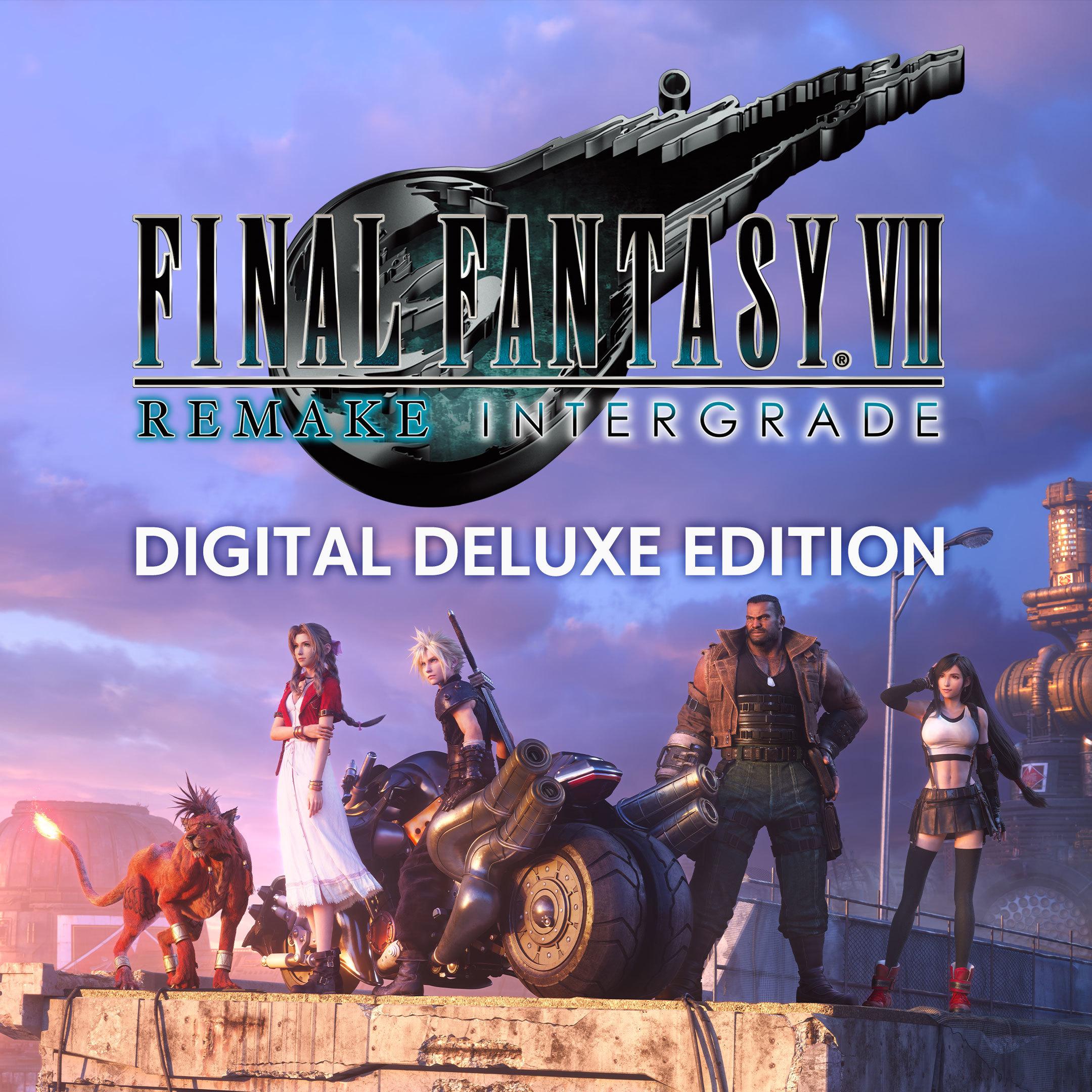 『FINAL FANTASY VII REMAKE INTERGRADE』Digital Deluxe Edition(ダウンロード版)
