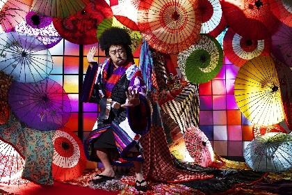 レキシ 6thアルバム『ムキシ』にいとうせいこう、シャカッチが参加決定 全収録曲を発表