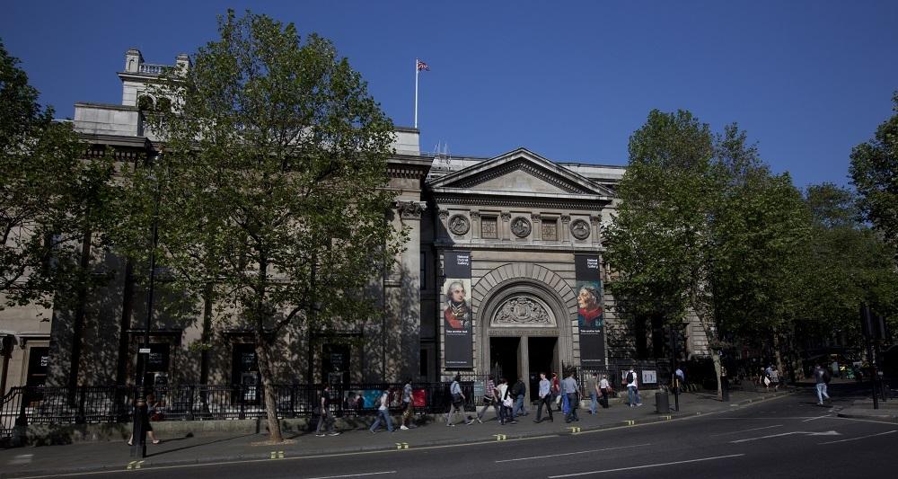 ロンドン・ナショナル・ポートレートギャラリー (C)National Portrait Gallery