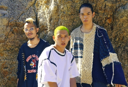 Dos Monos自主企画イベント『Theater D』9月開催決定、スペシャルゲストに崎山蒼志が出演