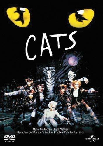 舞台『CATS』に基づく映像DVD (C) 1998 The Really Useful Group, Ltd. All Rights Reserved.