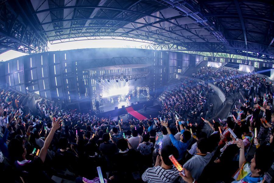 i☆Ris 結成4周年イベント Photo:hajime kamiiisaka