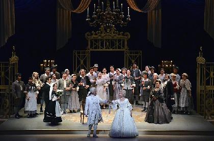 太田麻衣子演出による関西二期会『フィガロの結婚』~テーマは「伯爵一家、南国に行く!」