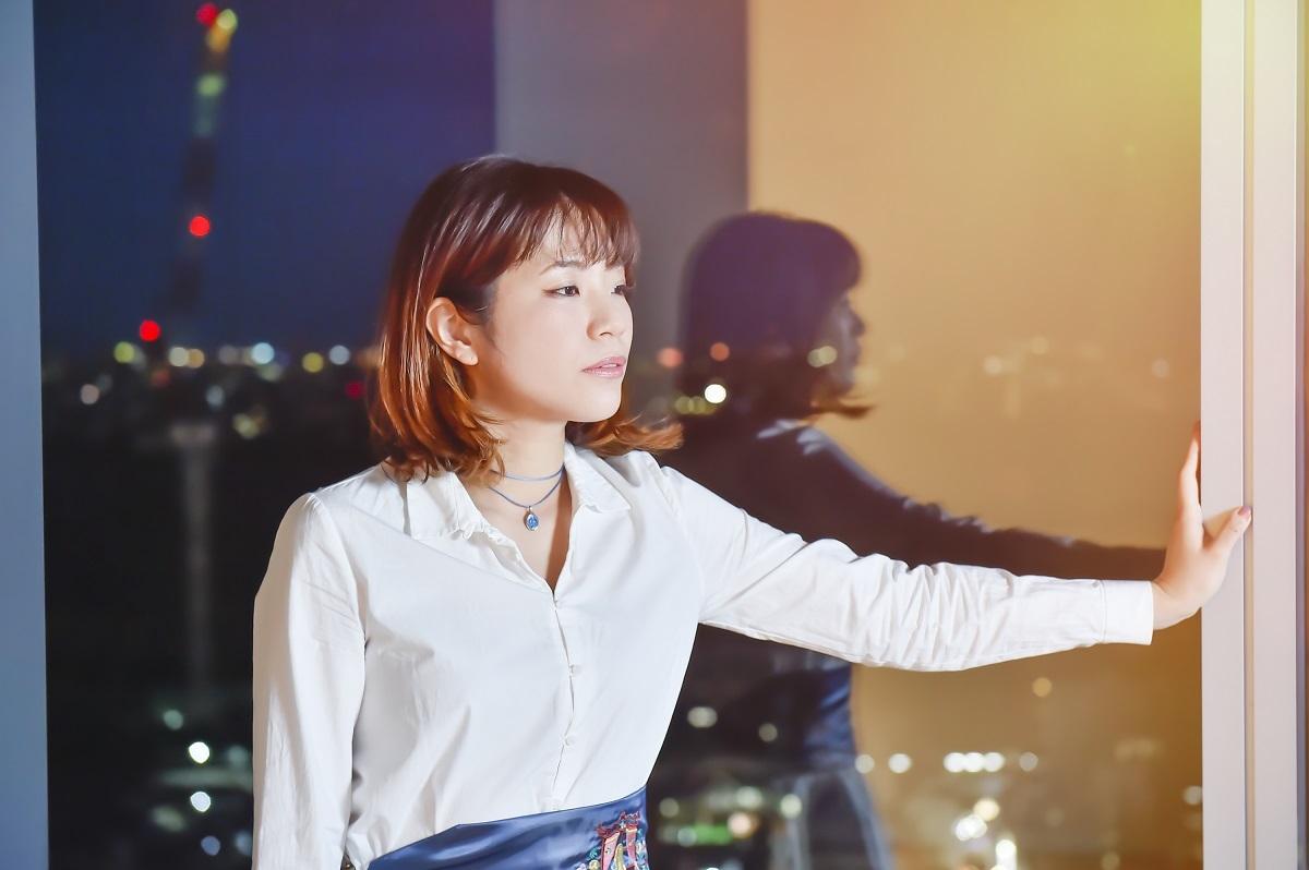 BIGMAMA・東出真緒 撮影=高田梓