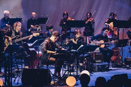 林ゆうき、作家活動10周年コンサートを開催 ライブレポートが写真とともに到着