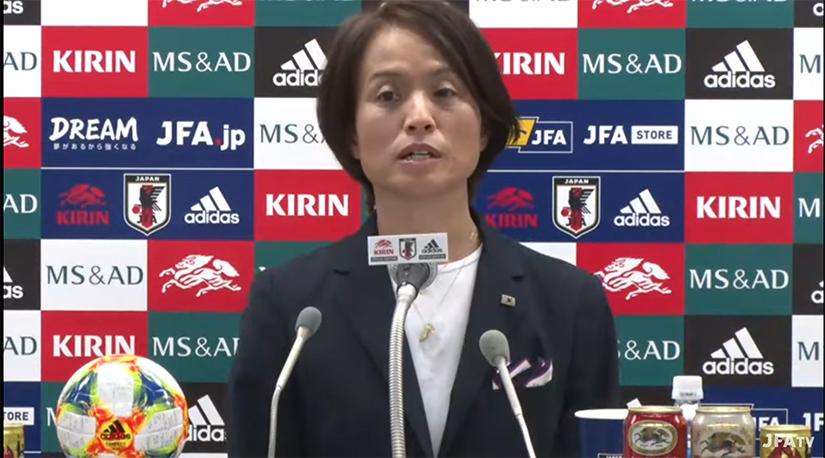 なでしこジャパンの高倉麻子監督