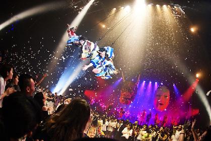 2017年夏からのロングラン公演にピリオド 世界的エンタメショー『フエルサ ブルータ』が5月に公演終了