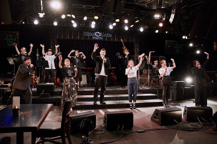 『The Musical Day~Heart to Heart~』より